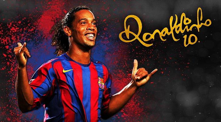 Sign Ronaldinho - Elite Athletes Agency