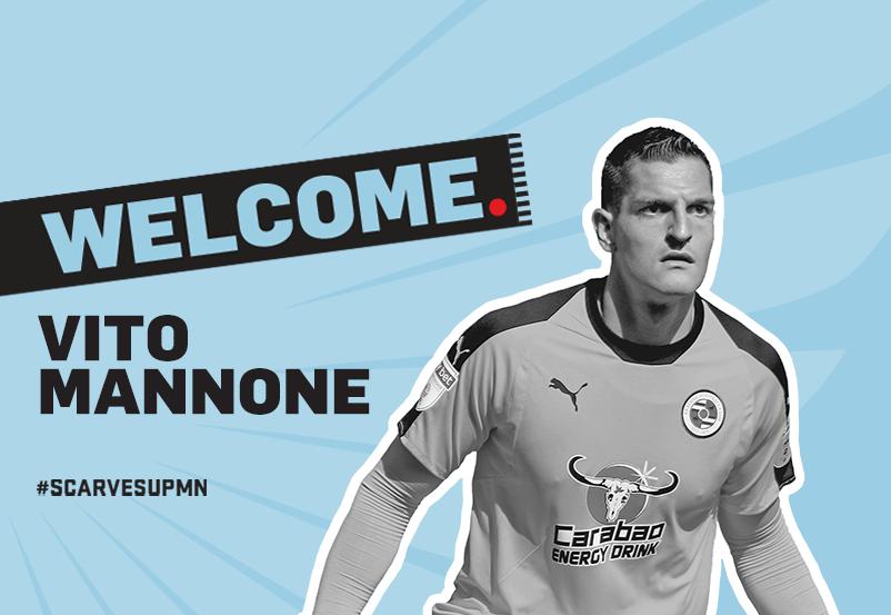 Sign Vito Mannone - Elite Athletes Agency