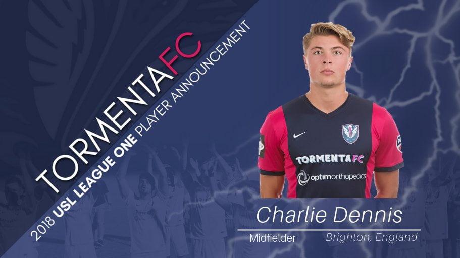 Sign Charlie Dennis - Elite Athletes Agency