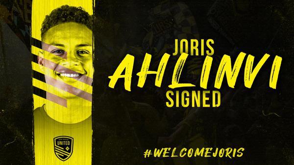 Sign Joris Ahlinvi - Elite Athletes Agency
