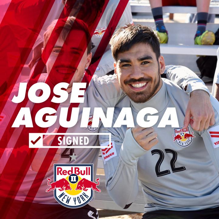 Sign Jose Aguinaga - Elite Athletes Agency